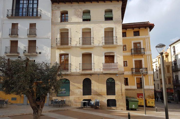 Estudio en centro Alcañiz