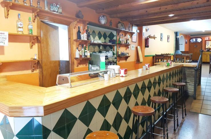 Bar Tipico en la Zona SIN TRASPASO